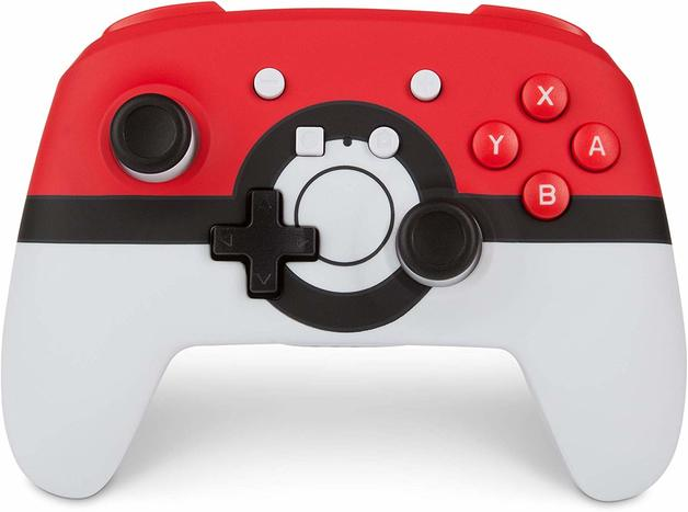 Nintendo Switch Wireless Controller - Pokeball for Switch
