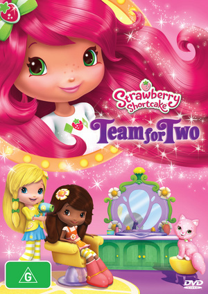 Strawberry Shortcake - Team For Two DVD image