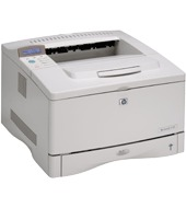 Hewlett-Packard HP LaserJet 5100tn Printer A3 max print size; 22PPM; 32MB RAM; 250 & 500      Sheet paper feeders standard;615n