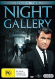 Night Gallery - Season 2 on DVD