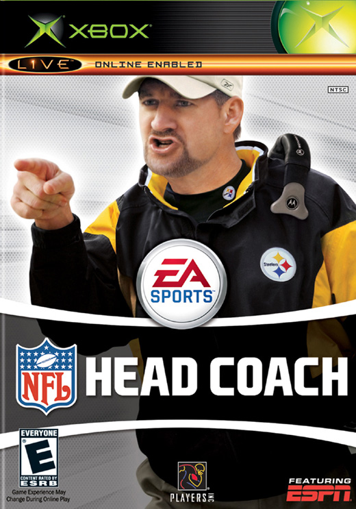 NFL Head Coach for Xbox image