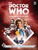 Doctor Who Sixth Doctor Sourcebook by Alasdair Stuart