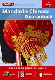 Chinese Mandarin Berlitz Guaranteed by Qiuxia Shao image