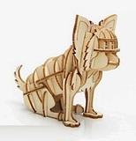Ki-Gu-Mi: 3D Puzzle - Chihuahua