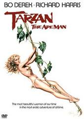 Tarzan The Ape Man (1981) on DVD