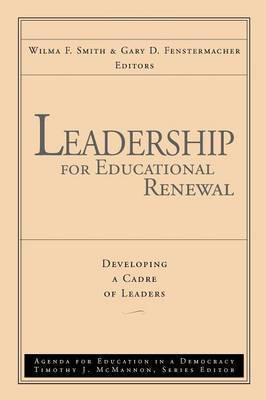 Leadership for Educational Renewal by W.F. Smith image