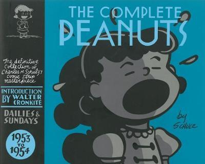 The Complete Peanuts 1953-1954 by Charles M Schulz image