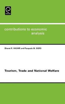 Tourism, Trade and National Welfare