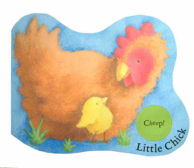 Noisy Farm Babies: Little Chick by Rebecca Harry image