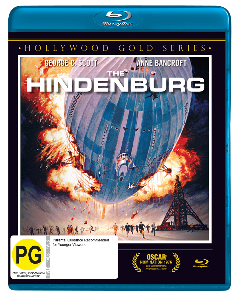 The Hindenburg on Blu-ray image