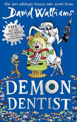 Demon Dentist by David Walliams image