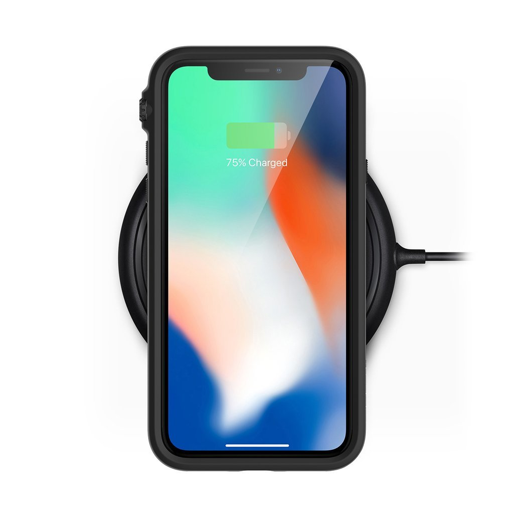 finest selection 0410b fbb40 CATALYST Impact protection for iPhone X/XS (Black)