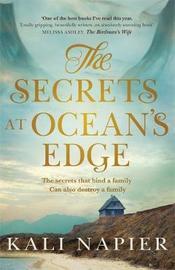 The Secrets at Ocean's Edge by Kali Napier image