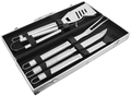 Essential BBQ Grill Tool Set - 5 Pieces in Aluminium Case