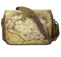 "The Elder Scrolls V: Skyrim ""Map"" Messenger Bag"