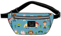 Toy Story - Chibi Print Bum Bag