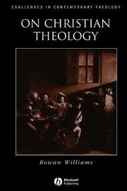 On Christian Theology by Rowan Williams image