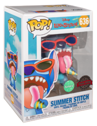 Disney's Lilo & Stitch - Summer Stitch (Scented) Pop! Vinyl Figure