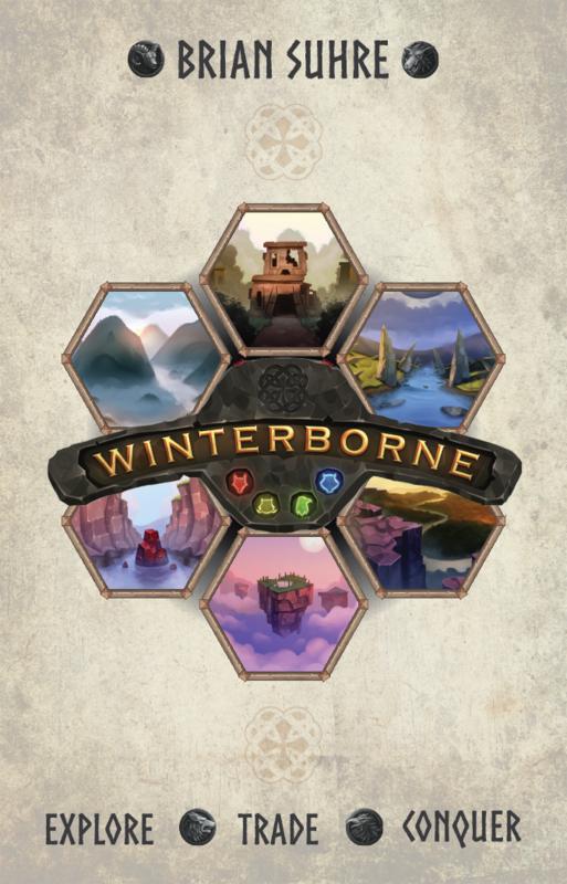 Winterborne - Board Game