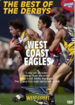 AFL - The Best Of The Derbys: West Coast Eagles (3 Disc Box Set) on DVD