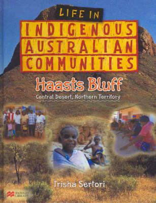 Haasts Bluff: Central Desert, Northern Territory by Trisha Sertori
