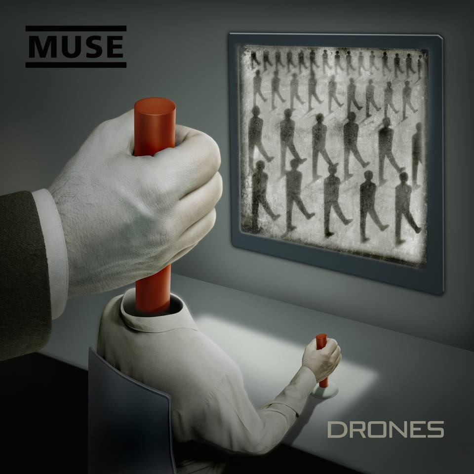 Drones (CD/DVD Edition) by Muse image