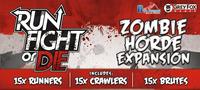 Run, Fight, or Die! - Zombie Horde