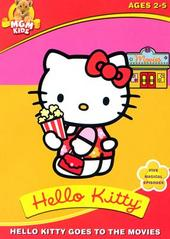 Hello Kitty - Goes To The Movies on DVD