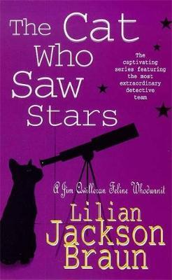 The Cat Who Saw Stars (The Cat Who... Mysteries, Book 21) by Lilian Jackson Braun image