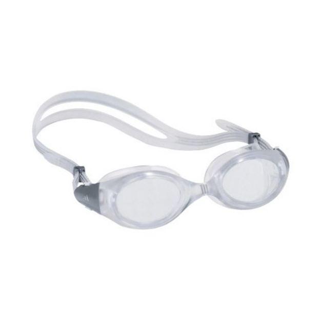Adidas Aquazilla Goggles - Clear Lens (Clear)