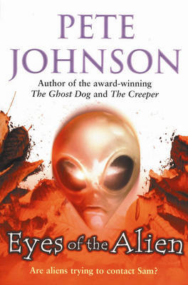 Eyes Of The Alien by Pete Johnson image