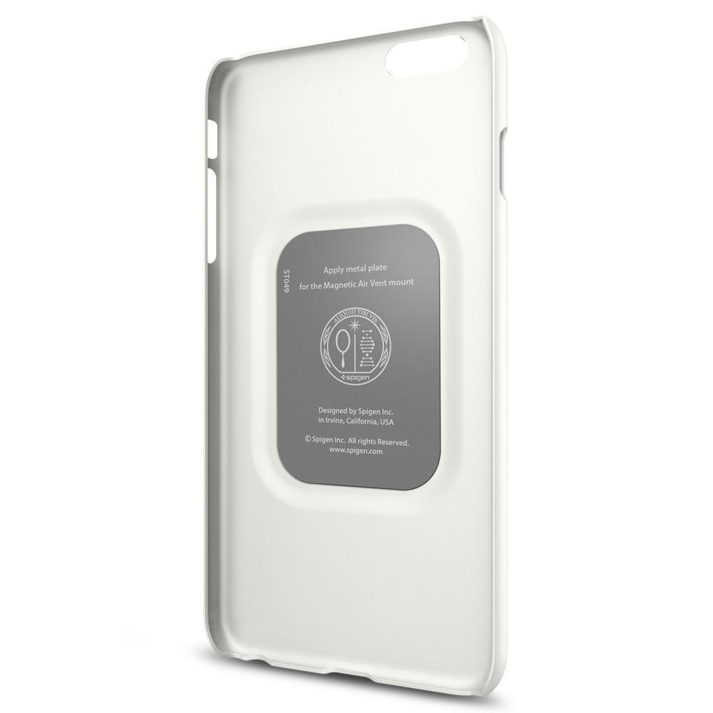 Spigen: iPhone 6 Plus - Thin Fit Case (White) image