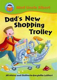 Dad's New Shopping Trolley by Jill Atkins image