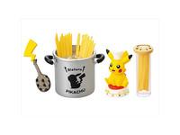 Pokemon: Enjoy Cooking (Pikachu Kitchen) - Mini-Figure Collection image