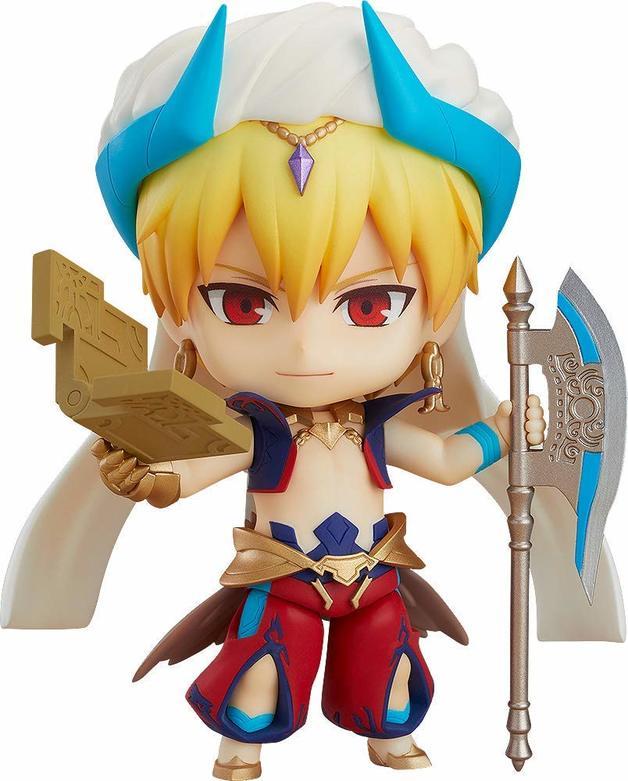 Fate/Grand Order: Caster Gilgamesh - Nendoroid Figure