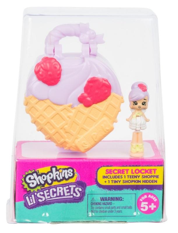 Shopkins: Little Secrets Playset - Froyo Kiosk