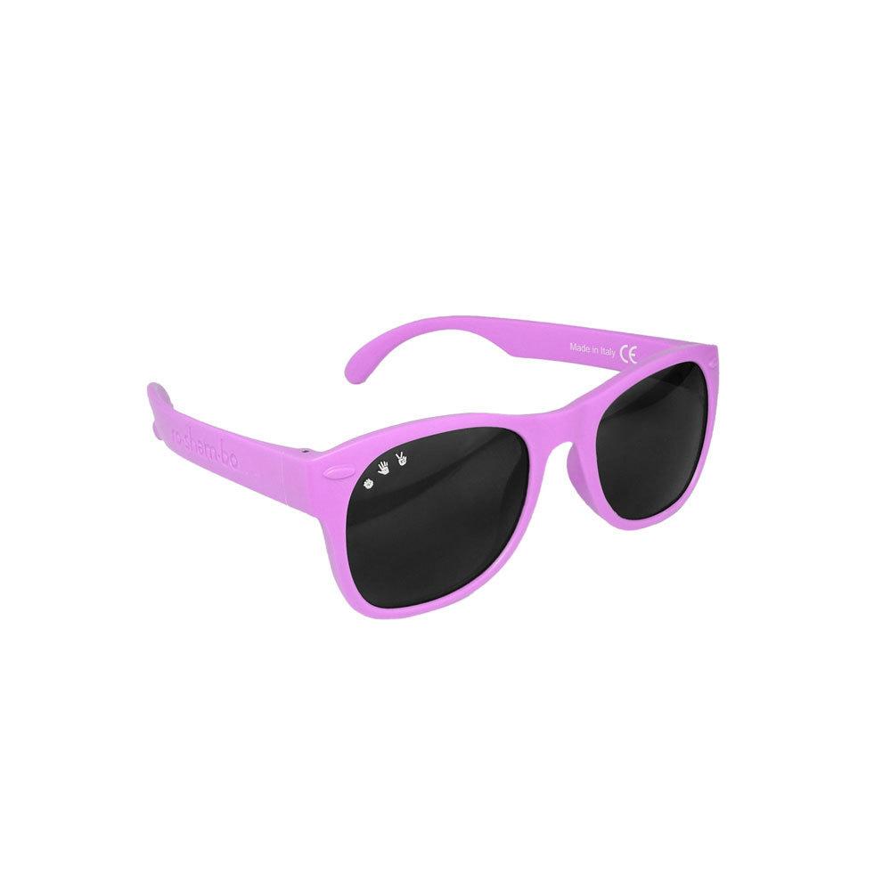 Ro.Sham.Bo: Toddler Shades - Lavender Punky Brewster (Black Standard Lens) image