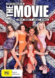 Spice World: 20th Anniversary on DVD