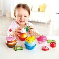 Hape: Cupcakes - Roleplay Set