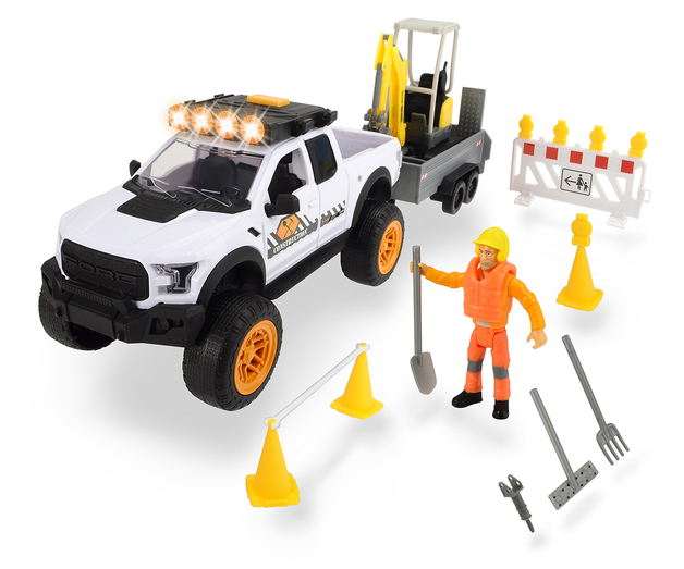 Dickie Playlife Construction Set