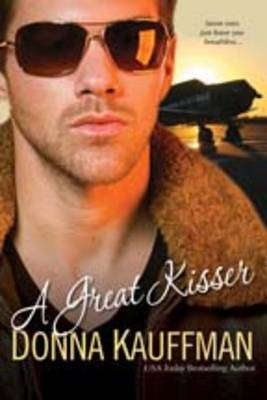 The Great Kisser by Donna Kauffman image