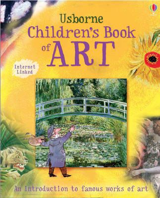 Children's Book Of Art image