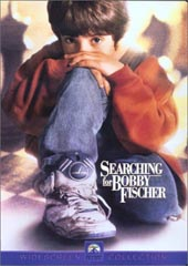Searching For Bobby Fischer (AKA Innocent Moves) on DVD