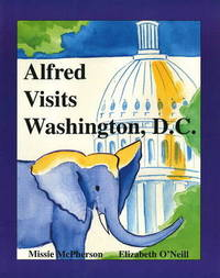 Alfred Visits Washington DC by Elizabeth O'Neill image