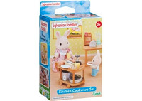 Sylvanian Families: Kitchen Cookware Set image