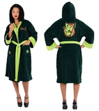 DC Comics Bombshells - Poison Ivy Fleece Bathrobe