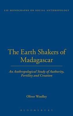The Earth Shakers of Madagascar by Oliver Woolley image