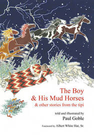 The Boy and His Mud Horse by Paul Goble image
