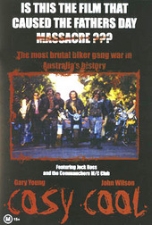 Cosy Cool Comanchero Bikie Massacre on DVD