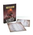 Age of Sigmar Warscroll Cards: Blades of Khorne